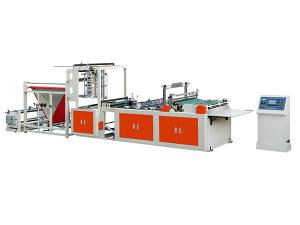 PE/PP Film Zipper Bag Making Machine, XD-Z800A