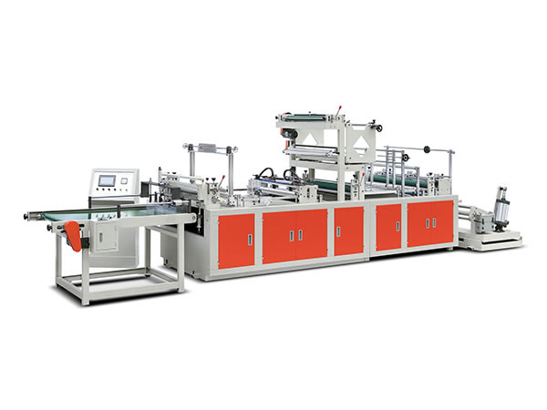Plastic Book Cover Sealing and Cutting Machine, XD-S700